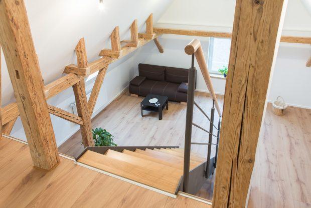 Dachgeschoss Trockenbau