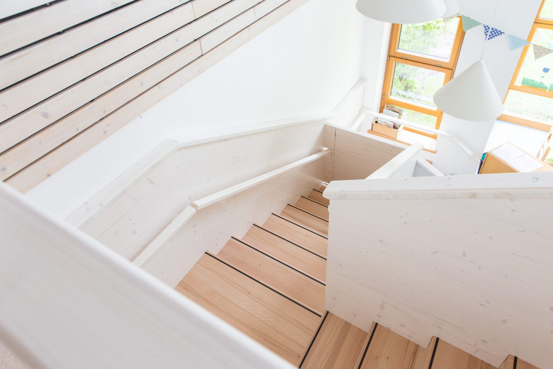 Kinderhaus Treppe
